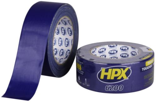 HPX 6200 Duct tape Dark blue 48MMX25M
