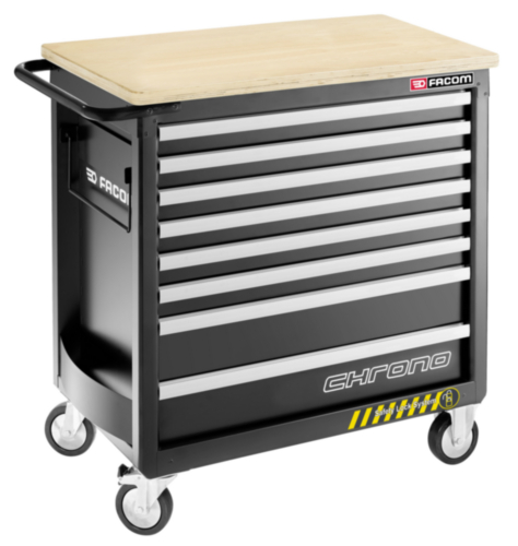 Facom Tool boxes CHRONO.8GM4HD
