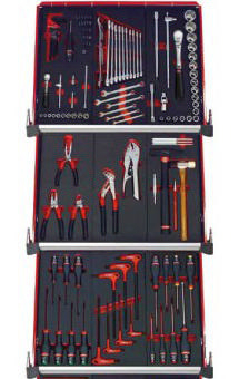 FAC TOOL KIT 115PC