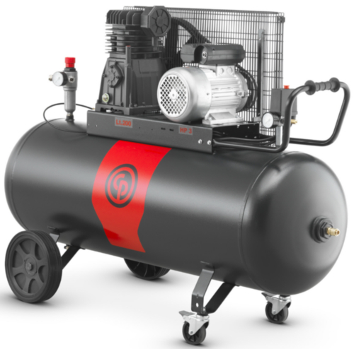 Mobile piston compressors