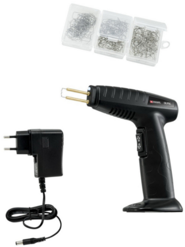 FAC CORDLESS PLASTIC HOT STAPLER CR.PSC