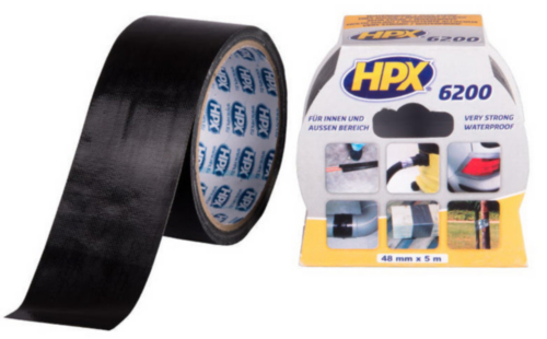 HPX 6200 Duct tape 48MMX5M