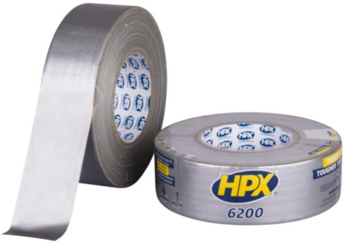 HPX 6200 Duct tape 48MMX50M CS5050