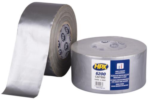 HPX 6200 Duct tape 75MMX50M CS7550