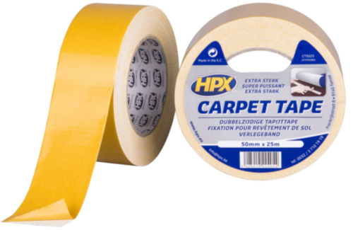 HPX Double coated tape 50MMX25M CT5025