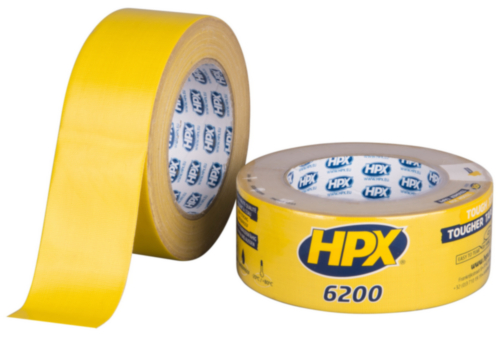 HPX 6200 Duct tape 48MMX25M