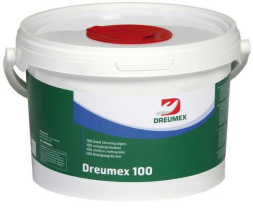 Dreumex Handreiniger doeken 1 EMMER A 100 ST.