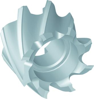 Dormer Nástrčné frézy D400 DIN 1880 HSSE Blanc 80.0x45.0
