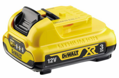 DeWalt Batterij/Accu 12V XR 3.0AH