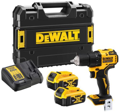 DeWalt Drill driver 18V XR 2X 5.0AH