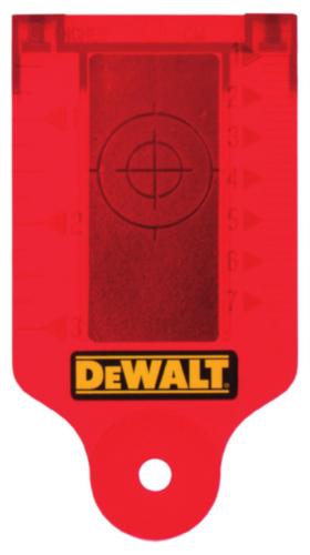 DeWalt Aiming card Zubehör für Laser DE0730-XJ