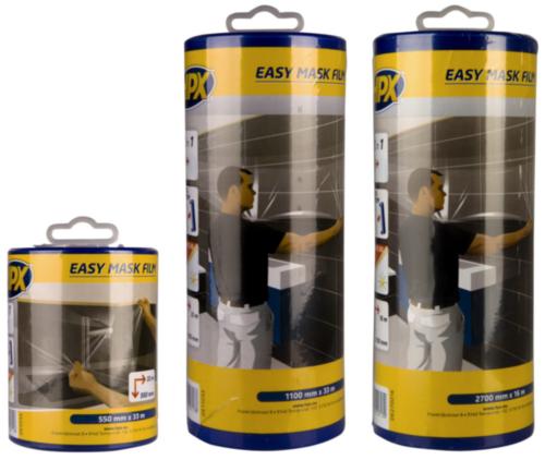 HPX Masking tape 550MMX33M