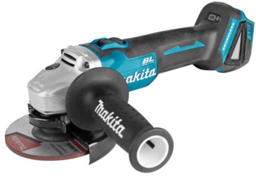 Makita Cordless Angle grinder 18V DGA504ZJ