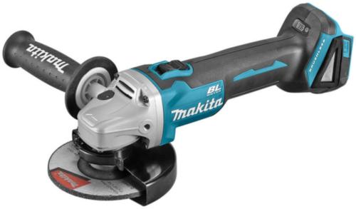 Makita Cordless Winkelschleifer 18V DGA506ZJ