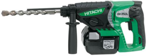 Hikoki (Hitachi) Cordless Martelo DH25DL LL LI