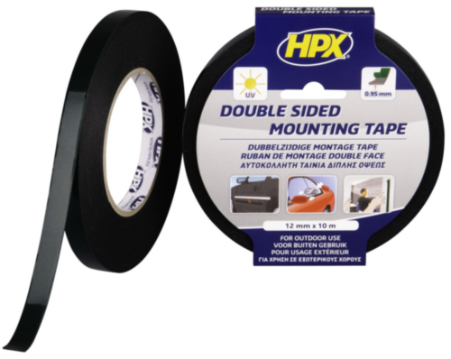 HPX Double coated foam tape 12MMX10M DM1210