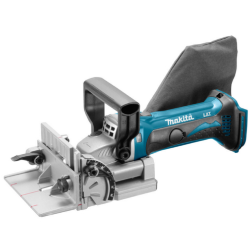 Makita Cordless Biscuit jointer 14,4V DPJ140ZJ