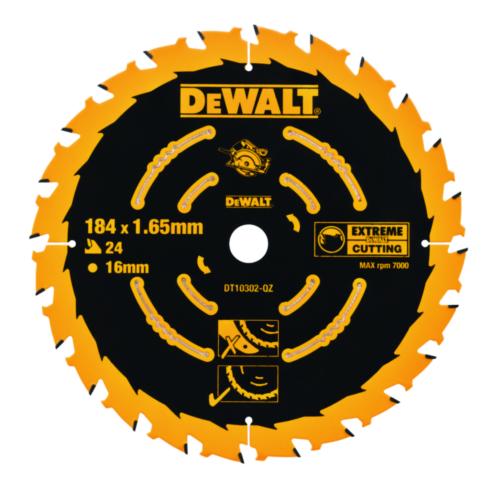 DeWalt Tarcza do piły tarczowej 184x16x24t