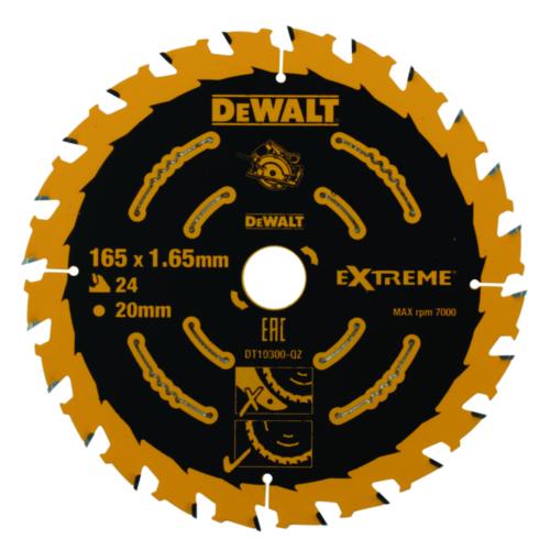 DeWalt Tarcza do piły tarczowej 165x20