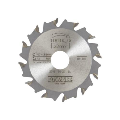 DeWalt Tarcza do piły tarczowej 102x3,9x22x12t