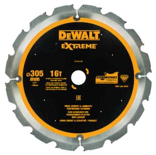 DeWalt Lame de scie circulaire 305x30x16t