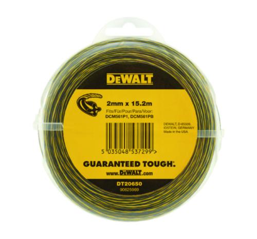 DeWalt Trimmer line 18V 2mmx15.2m