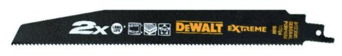DeWalt Sabre sawblade 2xBiM 228x2,5mm