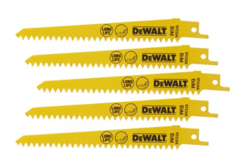 DeWalt Sabre sawblade BiM 152x4,2mm