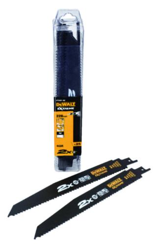 DeWalt Sabre sawblade 2XBiM 228x4,2