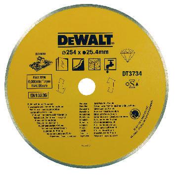 DeWalt Diamantschneidscheibe 250mm 25,4mm