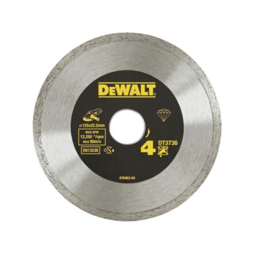 DeWalt Diamantschneidscheibe 125mm