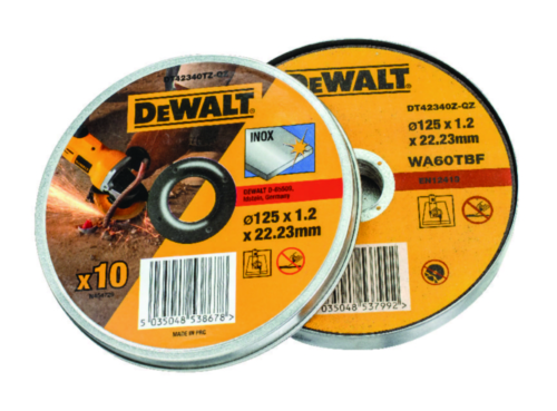 DeWalt Cutting wheel 125x1x22,2mm