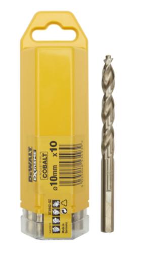 DeWalt Metal drill set 10,0mm