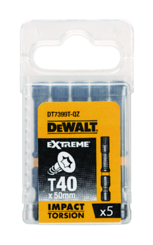 DeWalt Bits 50mm T40
