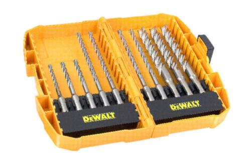 DeWalt Hammer drill bit set DT8977B-QZ