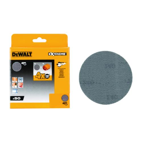 DeWalt Abrasive mesh 125mm K120