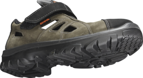 Emma Safety shoes Sandal Daytona 786540 D 47 S1