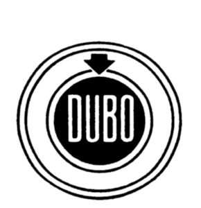 DUBO Toothed collar ring Steel Zinc plated M30
