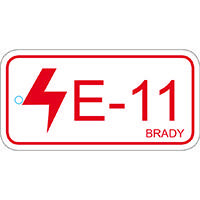 Brady Energy source tag control panel 11 25PC