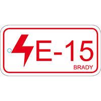 Brady Energy source tag control panel 15 25PC