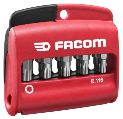 FAC BIT HOLDER BIT SET E.116