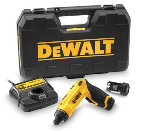 DeWalt Cordless Screwdriving machine 7,2V