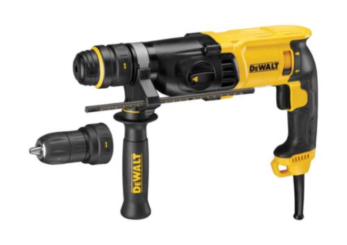 DeWalt Combination hammer 800W 26mm