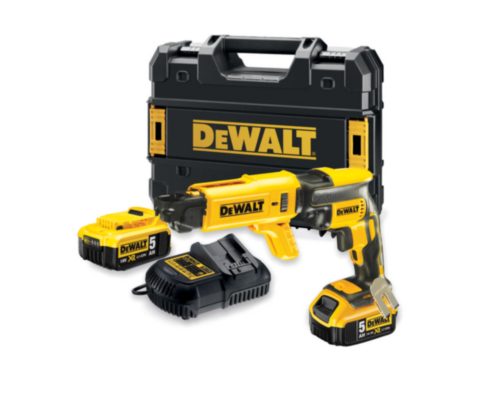 DeWalt Cordless Screwdriving machine 18VXR 2x5.0Ah