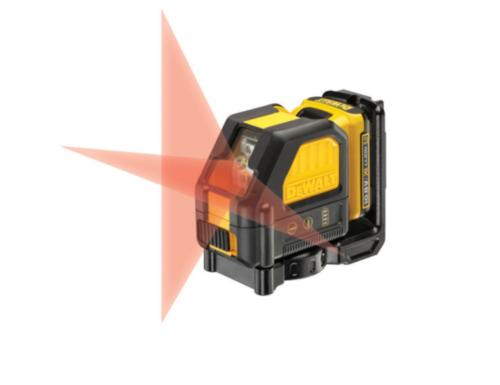 DeWalt Linien-Laser Zubehör für Laser DCE088D1R-QW