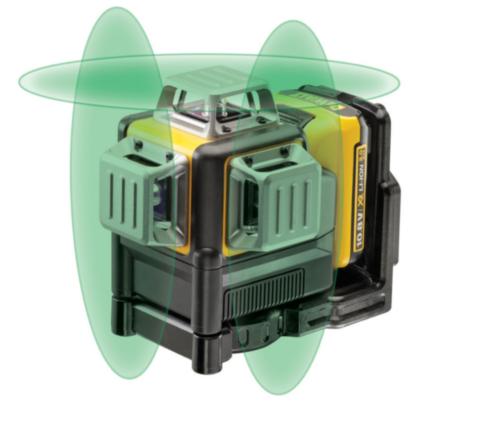 DeWalt Linien-Laser Zubehör für Laser 10,8V 2,0AhXR