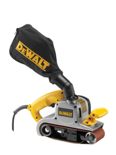 DeWalt Belt sander 1010W 75mmx533mm