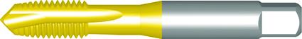 Dormer Machine tap E000TIN ISO 529 HSSE TiN M12x1.75mm