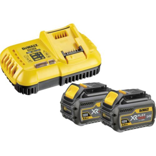 DeWalt Battery XR 2x6,0Ah