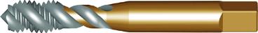 Dormer Machine tap E002 ISO 529 HSSE Brass M20x2.50mm